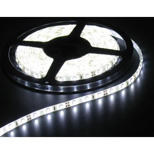 Klar, weiß 5 Meter 60 LED 12V Weiß PCB