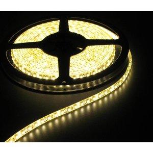Warm Wit 5 Meter 120 LED 12 Volt Wit PCB