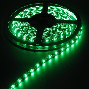 60led green black pcb 5m IP65 Complete