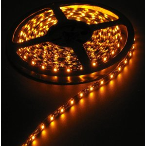 Yellow 60led Black PCB IP65 Complete