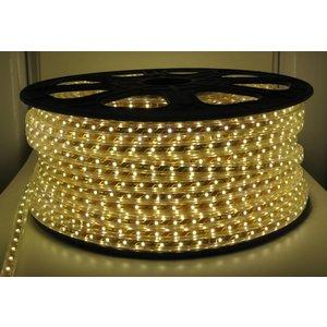 100 Meter High Voltage LED strip Warm Wit