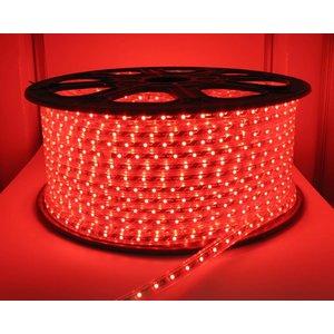 100 Meter High Voltage LED strip Rood