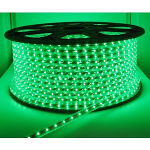 100 Meter High Voltage LED Strip Green
