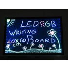 LED Schrijfbord 40 x 30 cm