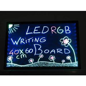 LED Writing board 40 x 30 cm