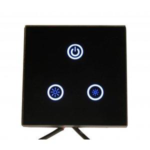 Touch Control Panel für einzelne Farbe LED-Streifen