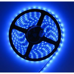 IP68 Blauw 60led Oranje pcb 5 meter 24V Compleet