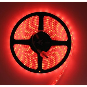 IP68 60led Rouge Orange PCB 5m 24V complet