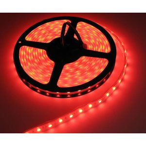 RGB LED Strip 60led p/m 5 meter IP67 Compleet