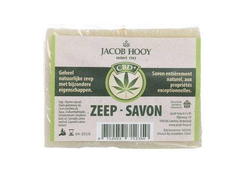 Jacob Hooy CBD zeep 120 ml - Jacob Hooy