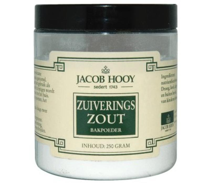 Zuiveringszout / baking soda 250 gram - Jacob Hooy