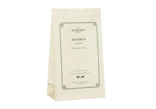 Jacob Hooy Rooibos thee kruiden 200 gr - Jacob Hooy