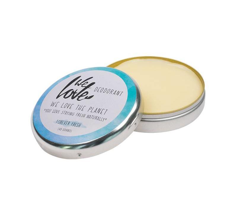 Natuurlijk deodorant 48 gram - We Love The Planet - Forever Fresh