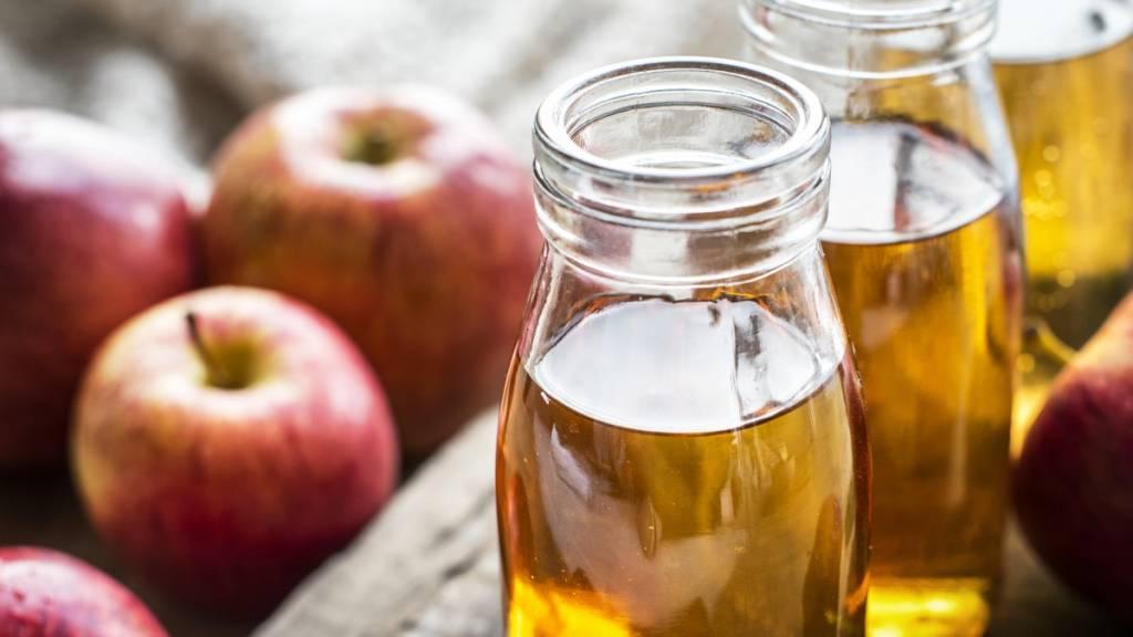 Ontgiften en afvallen met appelazijn