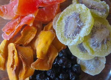 Noten en vruchten