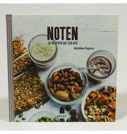 Noten - 36 recepten met een bite