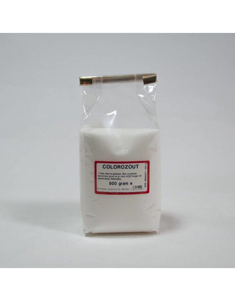 Colorozout ( Nitriet Zout)