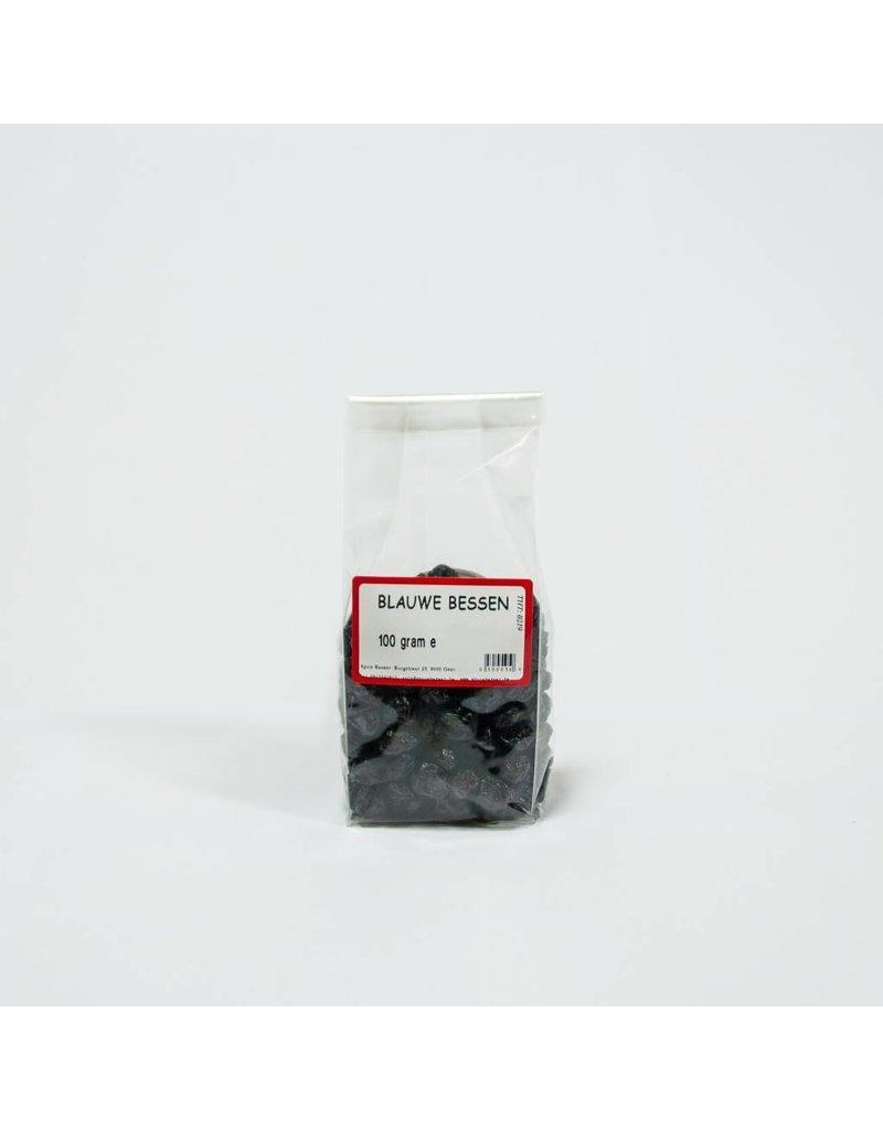 Blauwe Bessen (Blueberry) 100 gram e