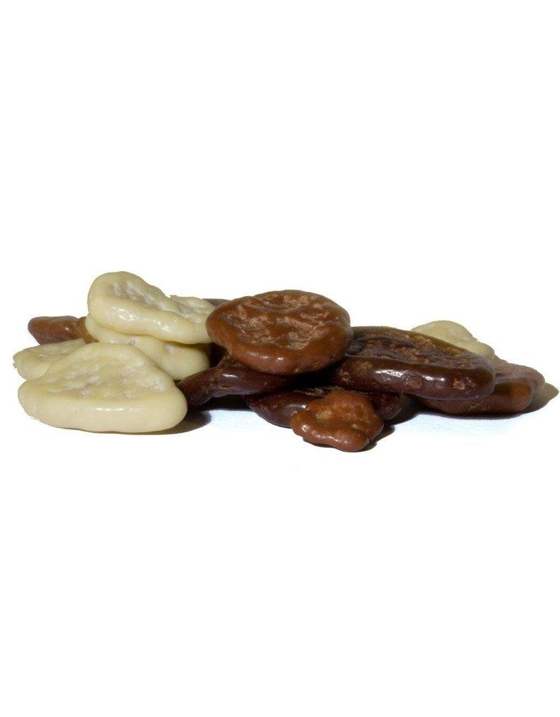 Bananenchips Choco Gemengd