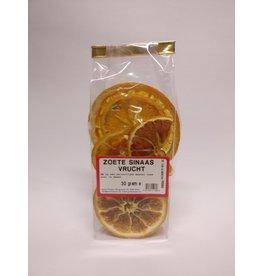 Zoete Sinaasappel Vrucht Sneedjes