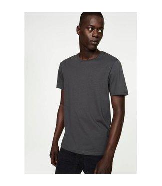 ARMEDANGELS Basic Shirt James  - acid black