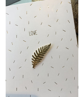 ALL THINGS WE LIKE Golden Pin Fern | ALL THINGS WE LIKE