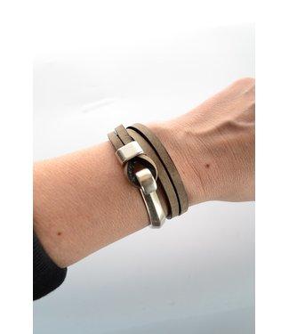 DEERO  Armband Wrap Grey