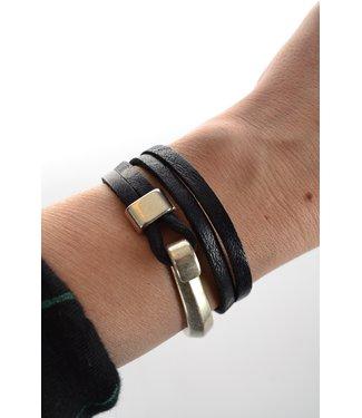 DEERO  Armband Wrap Navy
