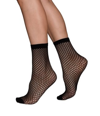 SWEDISH STOCKINGS Vera Net Sock