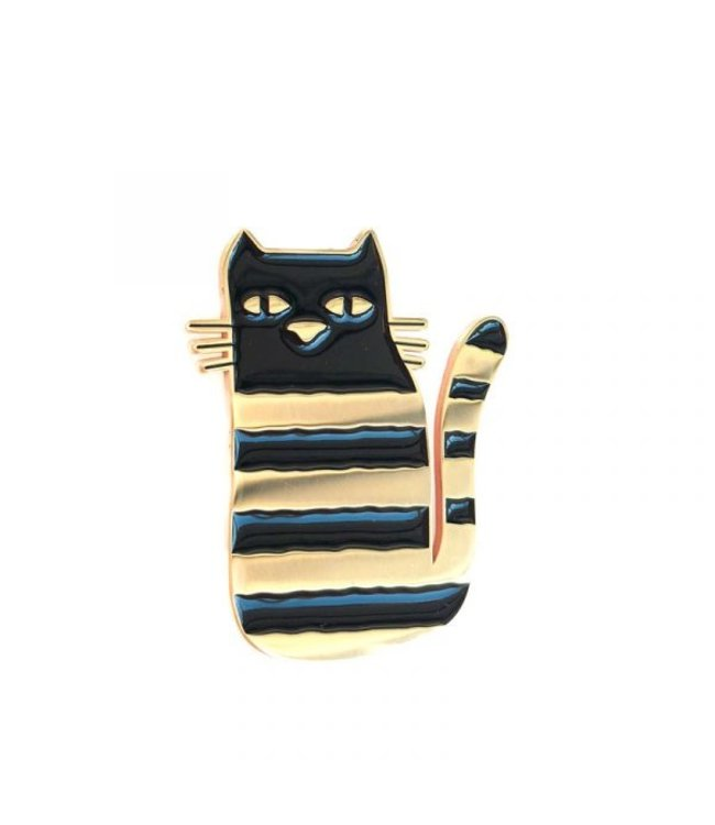 ALL THINGS WE LIKE Golden Pin Cat