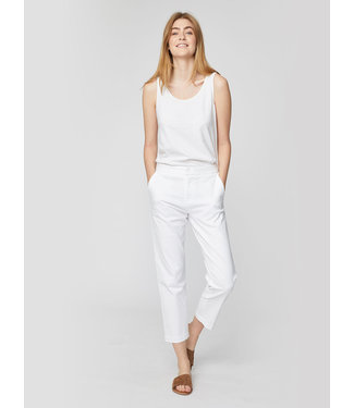 THOUGHT  Sheng Slacks white