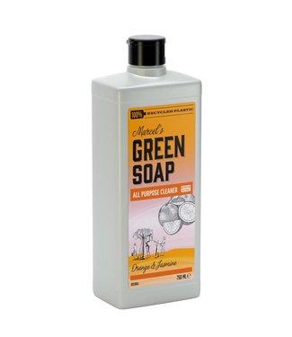 Marcel's Green Soap allesreiniger sinaasappel & Jasmijn