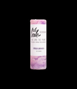 WE LOVE THE PLANET •• Natuurlijke deodorant  stick