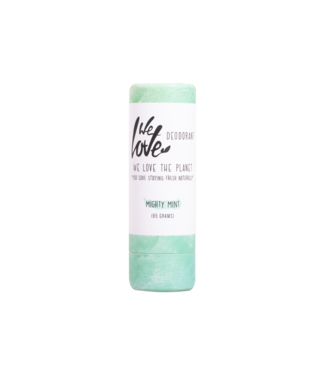 WE LOVE THE PLANET •• Mighty Mint - deodorant  stick