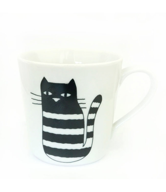 ALL THINGS WE LIKE Coffeecup Cat