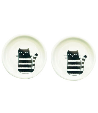 ALL THINGS WE LIKE Coasters set Cat