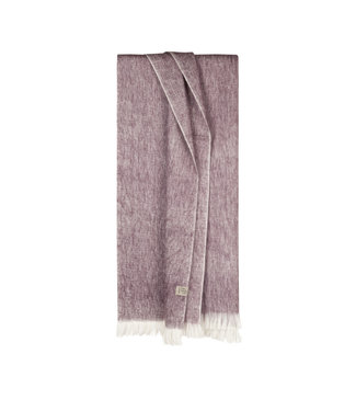 Bufandy •• Brushed Solid Mauve Canvas