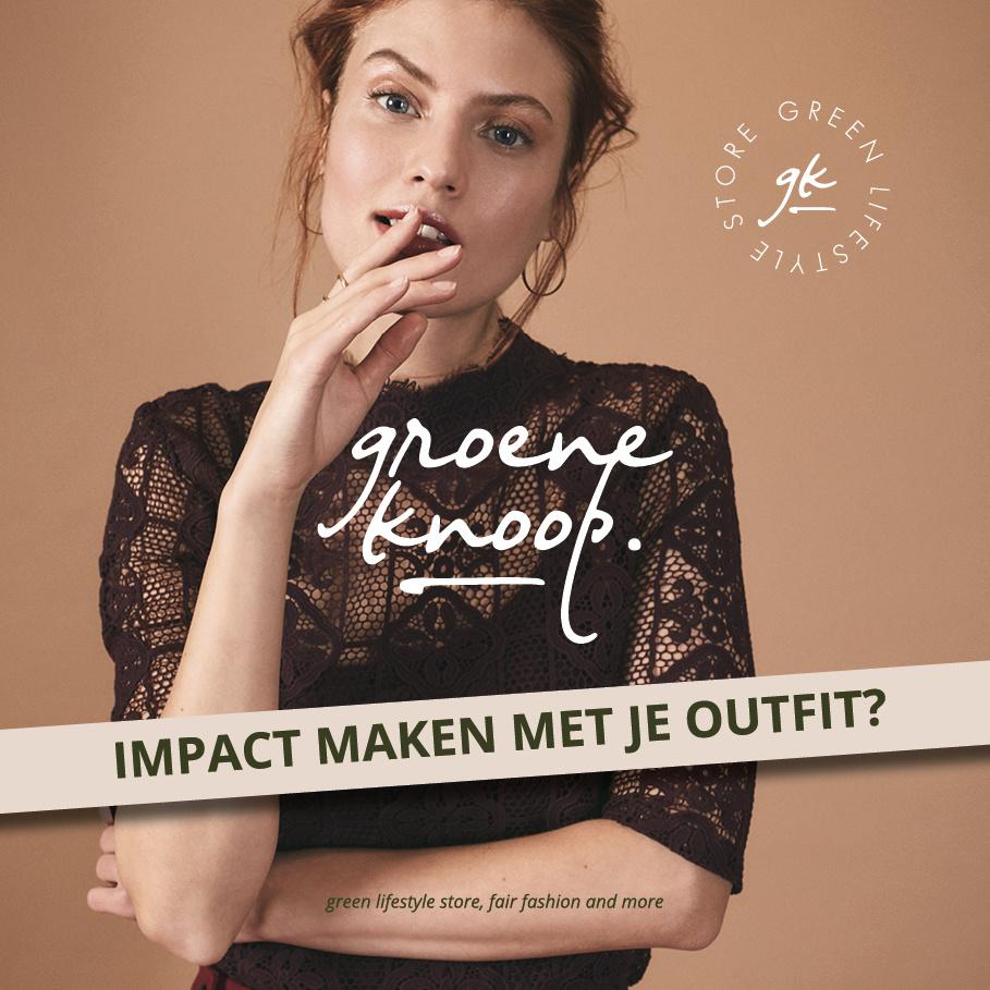 Dutch Sustainable Fashion Week 2019 • Maak IMPACT met je outfit!