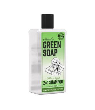 Marcel's Green Soap •• Shampoo Tonka & Manguet