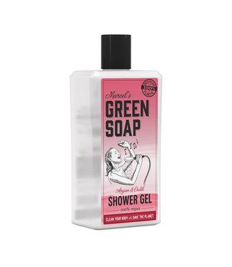 Marcel's Green Soap •• Showergel Argan & Oudh