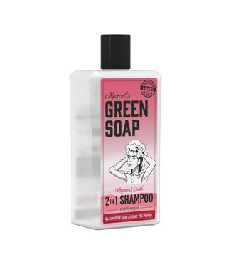 Marcel's Green Soap •• Shampoo Argan & Oudh
