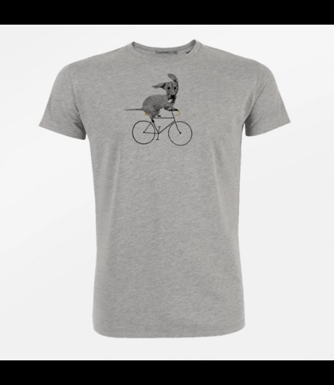 GREENBOMB Shirt Bike Sausage Dog