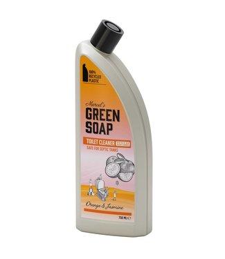 Marcel's Green Soap •• Toiletreiniger Sinaasappel & Jasmijn