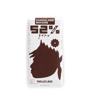 •• Awajun Donkere Melk 52%