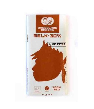 •• Awajún Melk 30% + Koffie