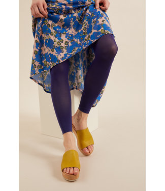 LANIUS •• KUNERT Blue Leggings
