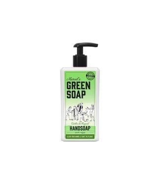 Marcel's Green Soap •• HANDZEEP TONKA & MUGUET  (500ML)