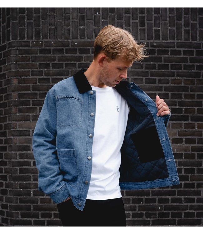 Superstainable •• Denim Jacket Hamburgsund