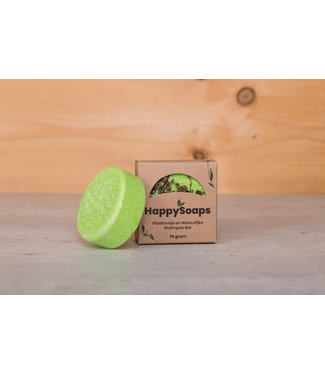 HappySoaps •• Tea-Riffic Shampoo Bar