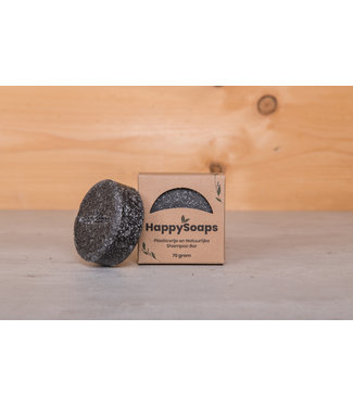 HappySoaps •• The Happy Panda Shampoo Bar